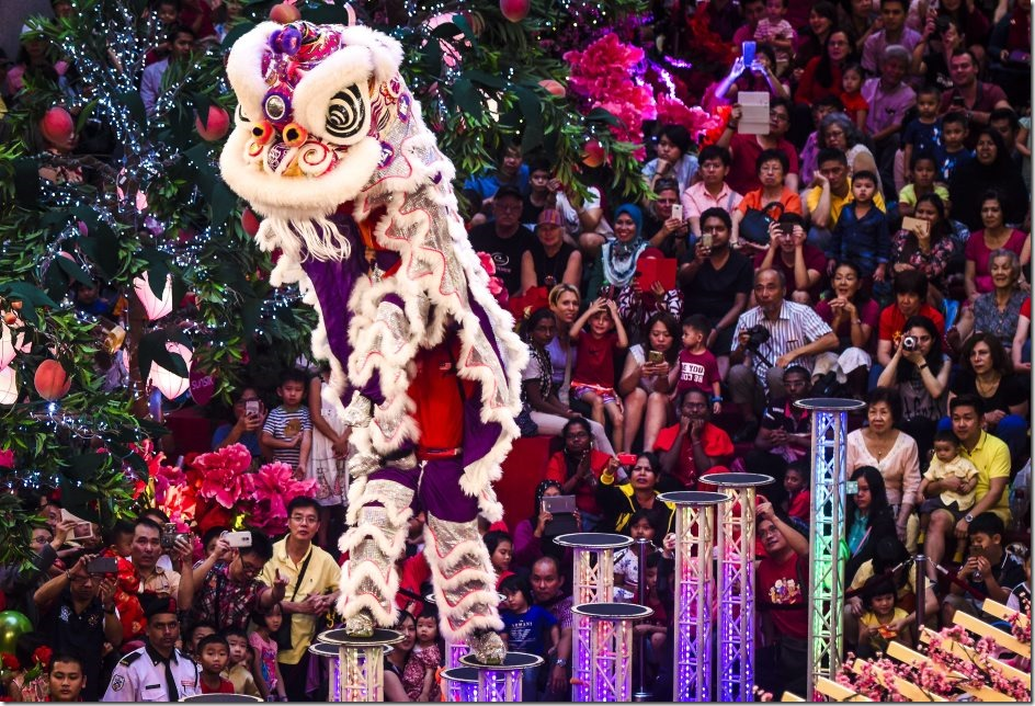 AMIRUL SYAFIQ MOHD DIN | Chinese New Year 2016